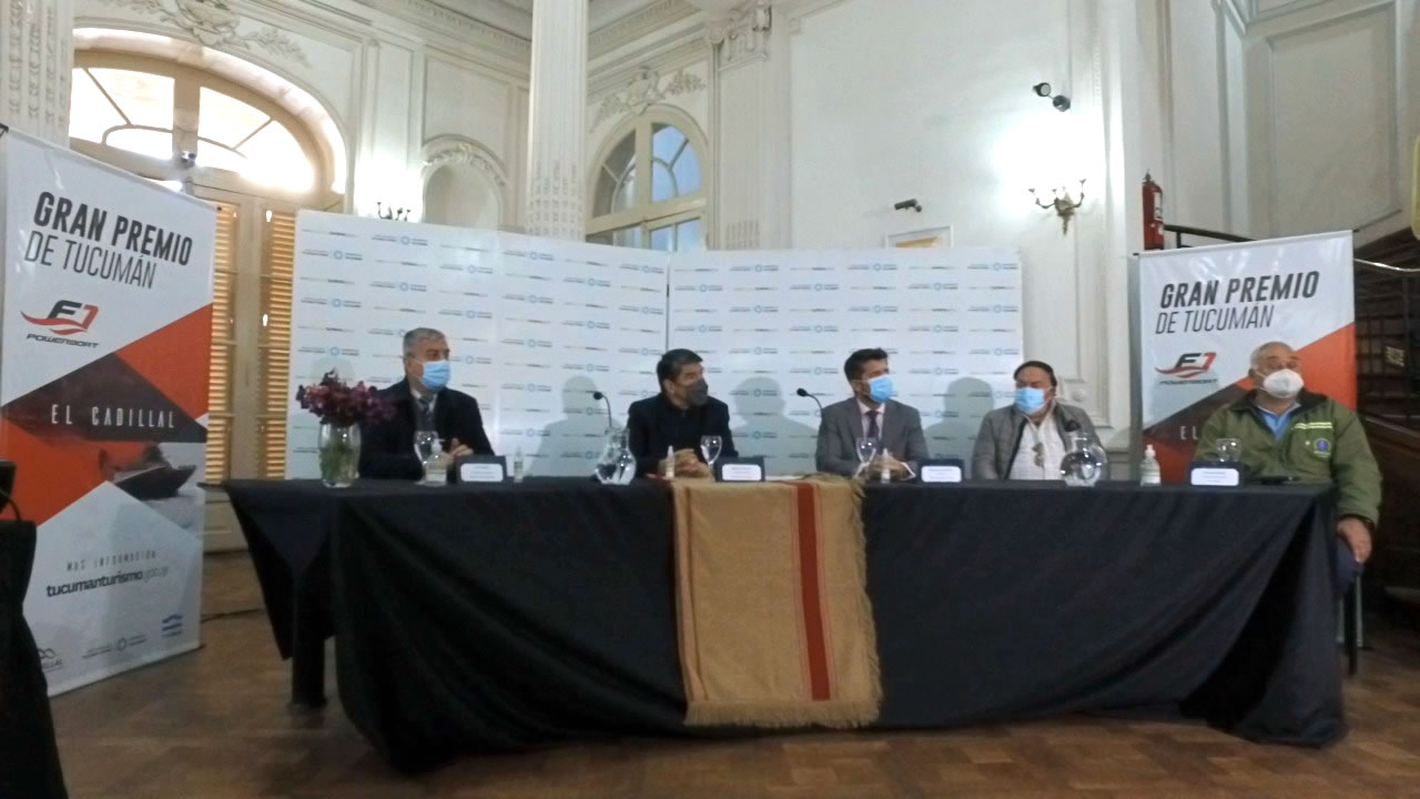 Tucuman: El Cadillal vivirá una nueva edicion de la F1 Powerboat