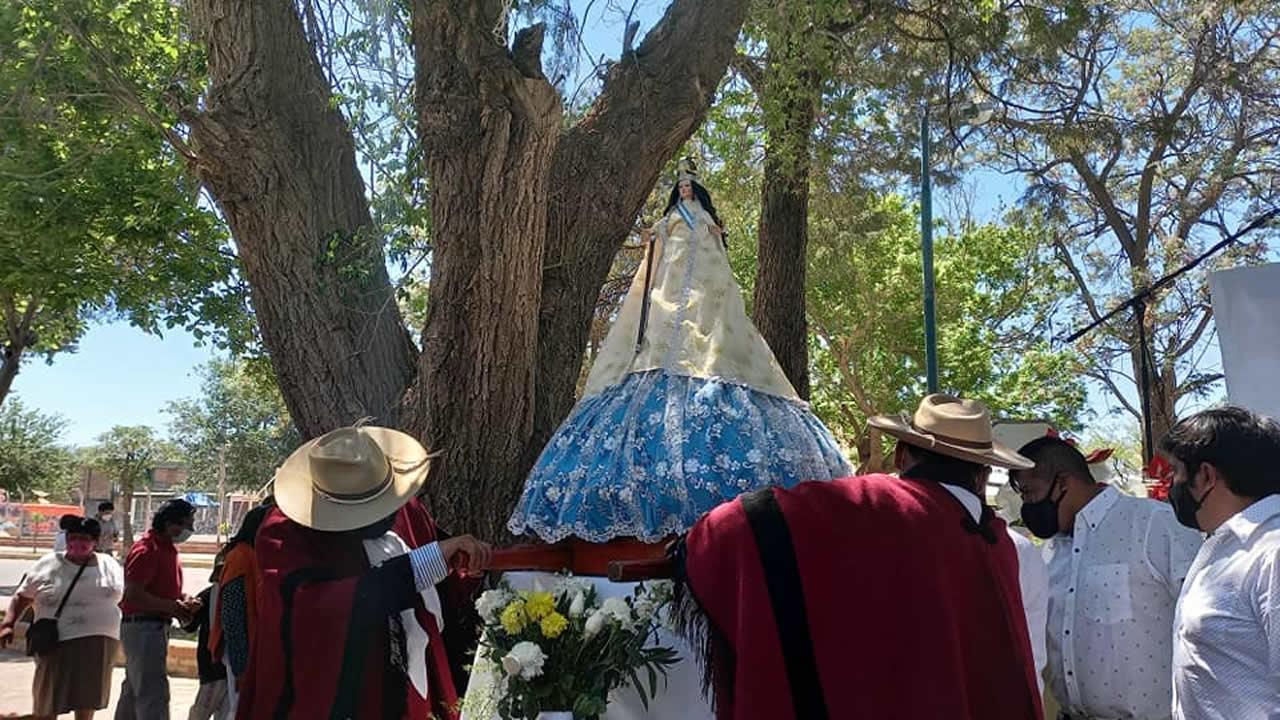 Salta: Fiesta Patronal en Animana en honor a la Virgen de la Merced