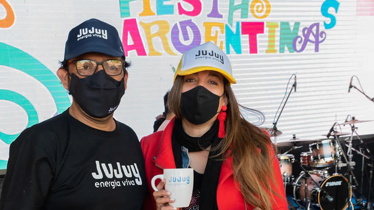 Jujuy: Cultura música y colores en Tecnópolis