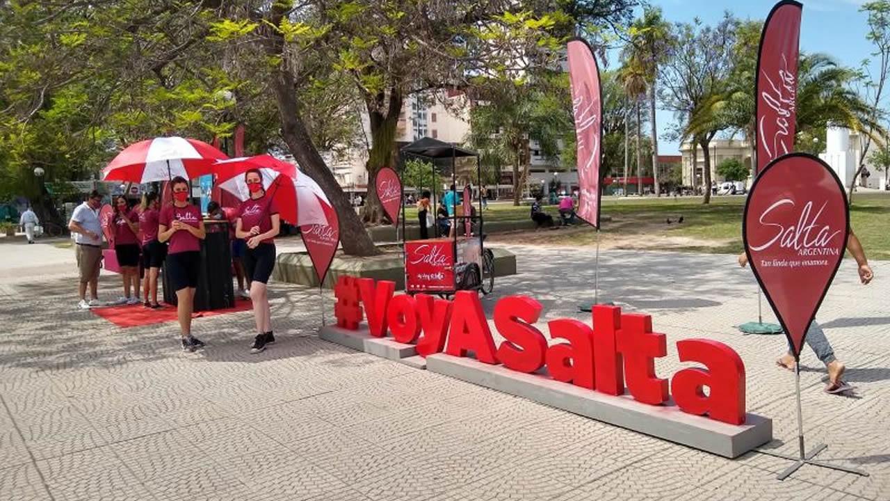 Salta continúa promocionando su oferta turística en diferentes puntos del país